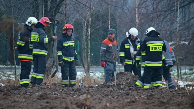 Podczas prac rolniczych uszkodził gazociąg. ZDJĘCIA!