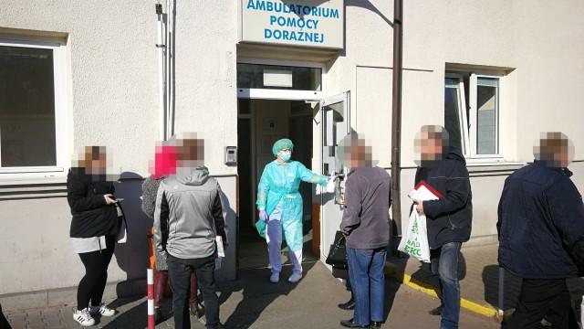 Podejrzenie zakażenia koronawirusem w Oświęcimiu. Przychodnia przy ulicy Chemików zamknięta !