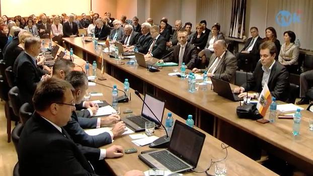 Podsumowująca sesja Rady Powiatu [ZOBACZ VIDEO]