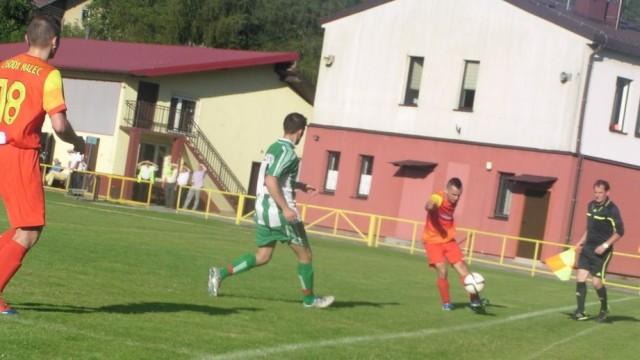 Podział punktów w meczu LKS Bulowice z Orłem