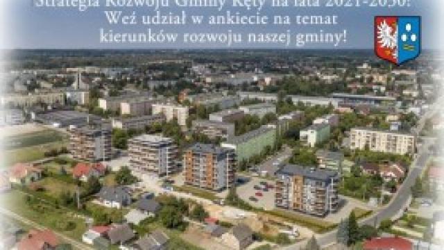 Podziel się opinią na temat kierunków rozwoju gminy Kęty
