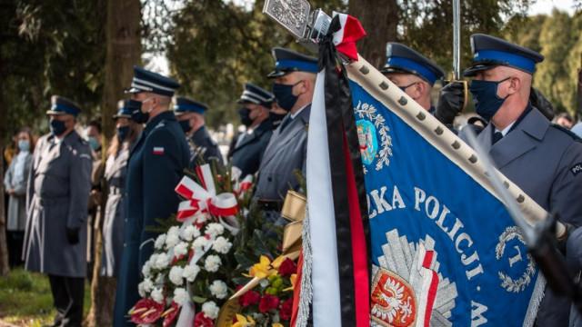 Pogrzeb Kapelana Małopolskiej Policji
