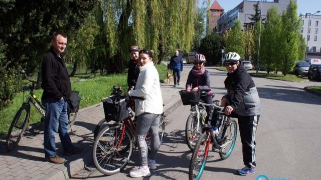 Pojedź na rowerach z Moto Galicją