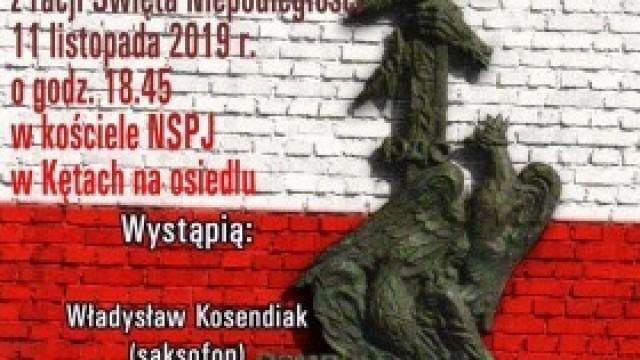 """""""Pokój Tobie, Polsko, Ojczyzno moja"""" - koncert patriotyczny"""