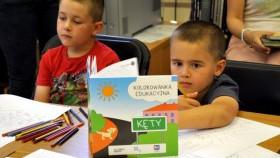 Pokoloruj Kęty: Promocja kęckiej kolorowanki edukacyjnej
