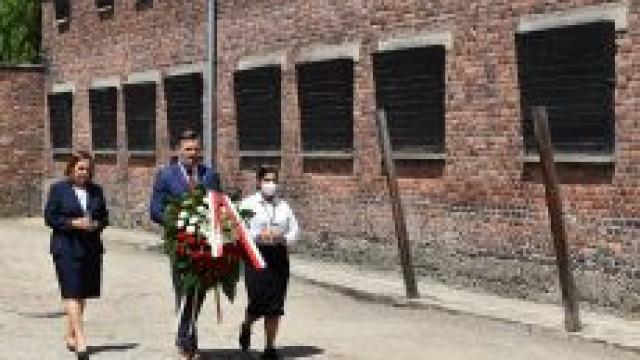 Polacy byli pierwszymi ofiarami KL Auschwitz