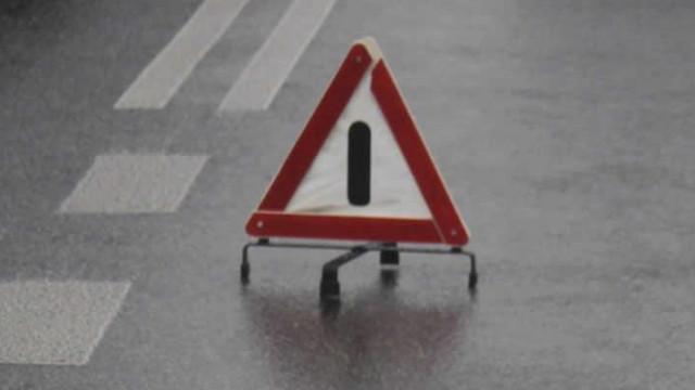 Polanka Wielka - na Kasztanowej zderzyły się trzy samochody