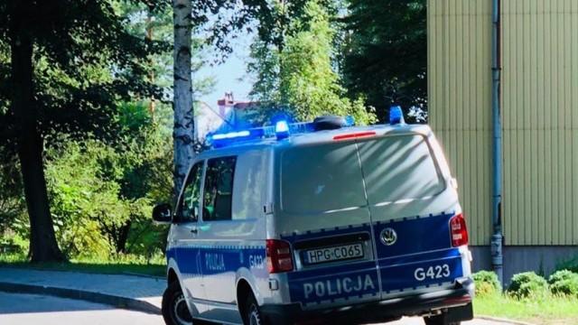 Policjanci mieli pracowity weekend
