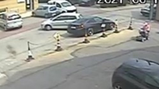 Policjanci poszukują kierowcy volkswagena polo, który po kolizji odjechał z miejsca zdarzenia