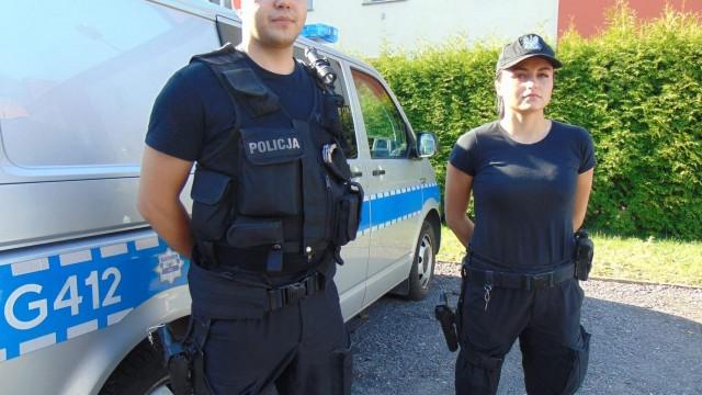 Policjanci ratowali życie niedoszłegosamobójcy