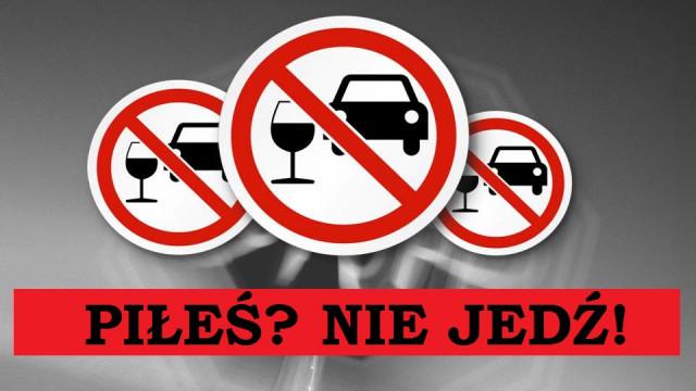 Policjanci zatrzymali nietrzeźwą kierującą w gminie Kęty