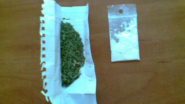 Policjanci zatrzymali poszukiwanego za przestępstwa narkotykowe.