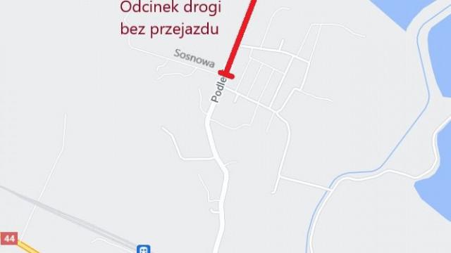 Położą nową nawierzchnię na drodze powiatowej w Przeciszowie. Objazdy dla kierowców