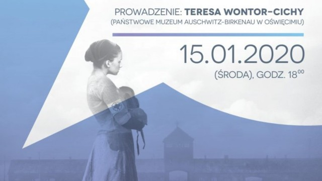 Położna z Auschwitz. Spotkanie z autorką książki o Stanisławie Leszczyńskiej