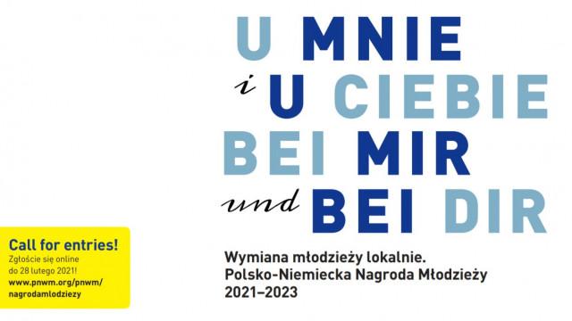 """Polsko-Niemiecka Współpraca Młodzieży """"U mnie i u Ciebie. Wymiana młodzieży lokalnie"""""""