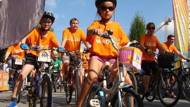 Ponad 1000 rowerzystów stanęło na starcie Małopolska Tour