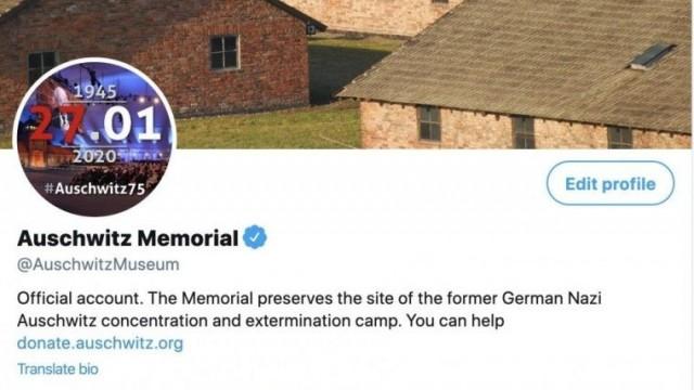 Ponad milion obserwujących Muzeum Auschwitz w social mediach