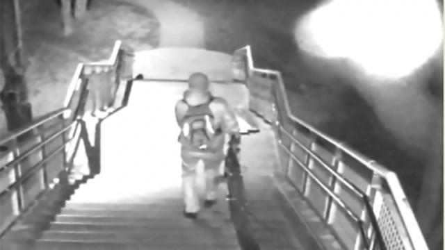 Poszukiwania Marcina Zasadni. Policjanci proszą o kontakt rowerzystę oraz kobietę, która znalazła telefon zaginionego.