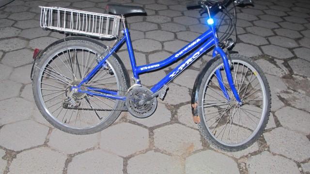 Poszukiwany sprawca potrącenia rowerzystki w Kętach