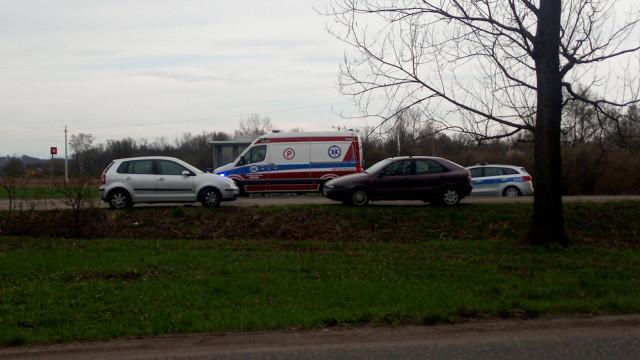Potrącenia rowerzystów w Zatorze i Bobrku.
