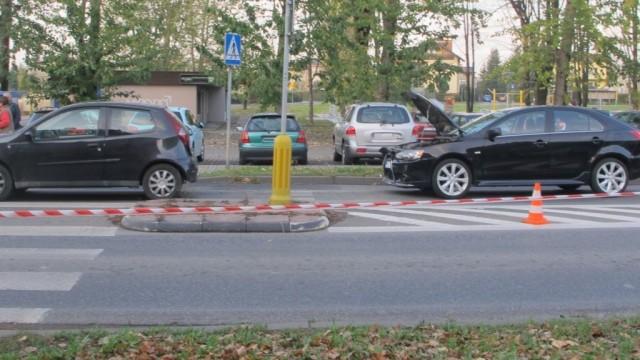 Potrącenie dwojga pieszych - InfoBrzeszcze.pl