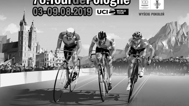 POWIAT. 4 etap Tour de Pologne zneutralizowany