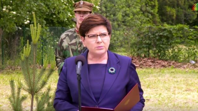 POWIAT. Beata Szydło kandydatem do Parlamentu Europejskiego
