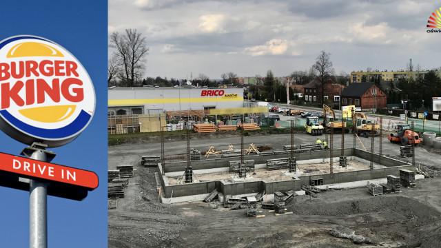 POWIAT. Burger King otworzy pierwszą restaurację w Oświęcimiu