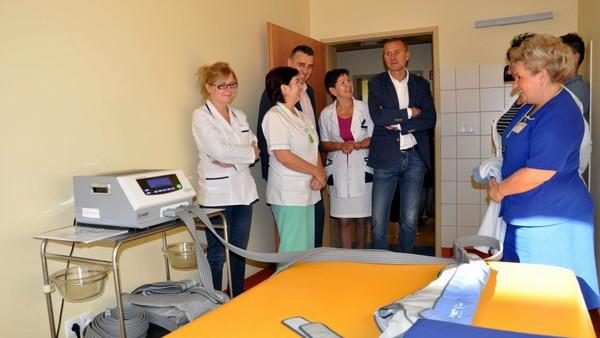 POWIAT. Centrum rehabilitacji otwarte dla pacjentów