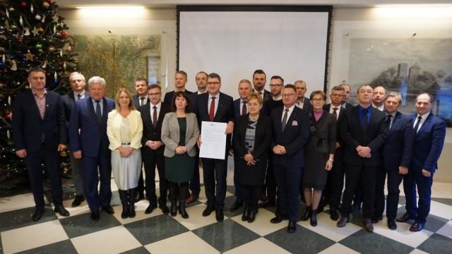 POWIAT. Forum Małopolski Zachodniej. Razem możemy więcej