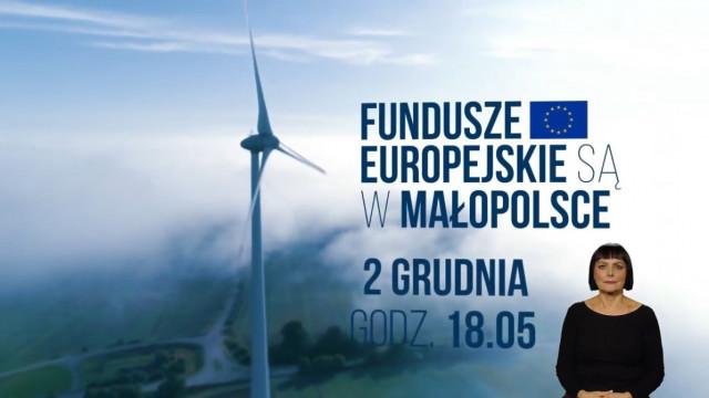 POWIAT. Fundusze europejskie są w Małopolsce