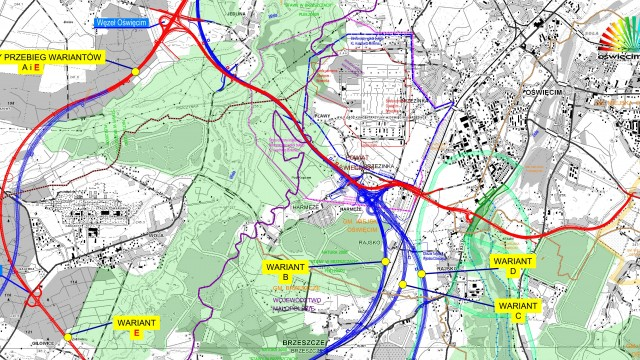 POWIAT. GDDKiA ogłosiła przetargi na budowę drogi S1