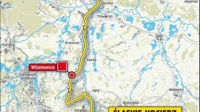 POWIAT. Kolarze z Tour de Pologne przejadą przez powiat oświęcimski