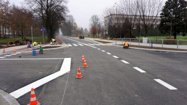 POWIAT. Modernizacja ulicy Olszewskiego na finiszu