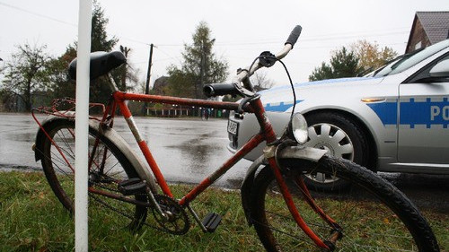 POWIAT. Nietrzeźwy rowerzysta, zakaz dla rowerzystki