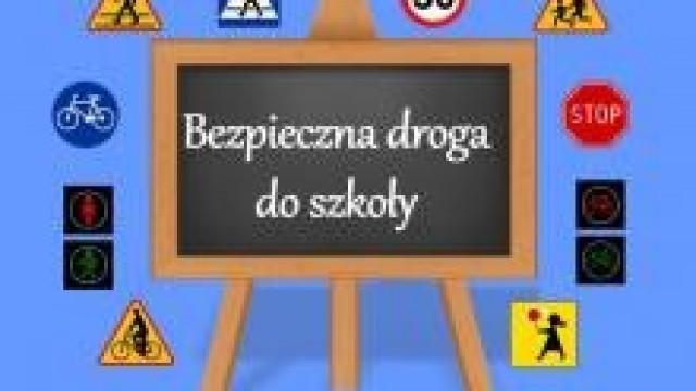 """Powiat oświęcimski. Akcja """"Bezpieczna droga do szkoły 2019"""""""