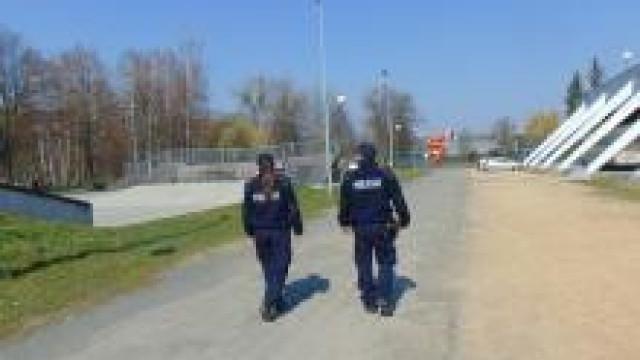 Powiat oświęcimski. Covid-19. Działania służb na rzecz ochrony życia i zdrowia mieszkańców w związku z wprowadzeniem strefy ŻÓŁTEJ