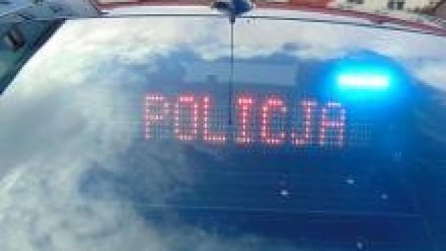 Powiat oświęcimski. Kolejne prawa jazdy zatrzymane za nadmierną prędkość. Policjanci  apelują do kierowców o rozwagę na drodze.