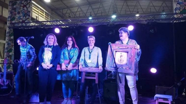 Powiat Oświęcimski wsparł koncert charytatywny na rzecz chorego Filipka