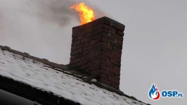 POWIAT. Plaga pożarów sadzy w kominach