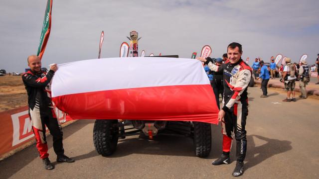 POWIAT. Polacy z Energylandia Rally Team tuż za podium
