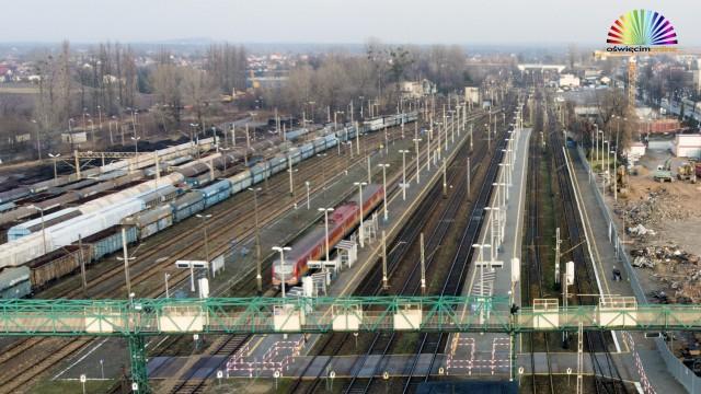 POWIAT. Połączenie kolejowe Oświęcim-Tychy nie powstanie do 2020