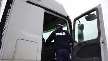 Powiat. Policjanci przeprowadzili działania Truck & Bus