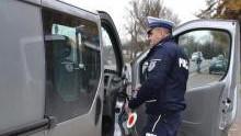 Powiat. Policjanci przeprowadzili wzmożone działania kontrolne pn. Bus i Truck.