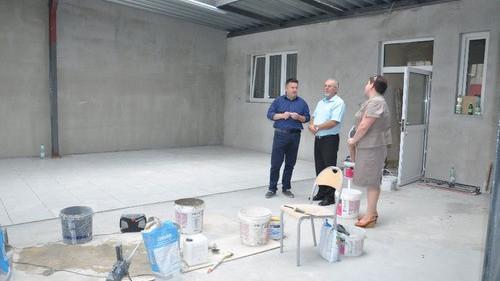 POWIAT. Przyjazny dom. Trwa modernizacja DPS w Bobrku