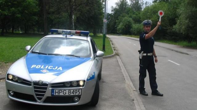 Powiat - traktorzysta i rowerzysta zatrzymani. Jechali pod wpływem