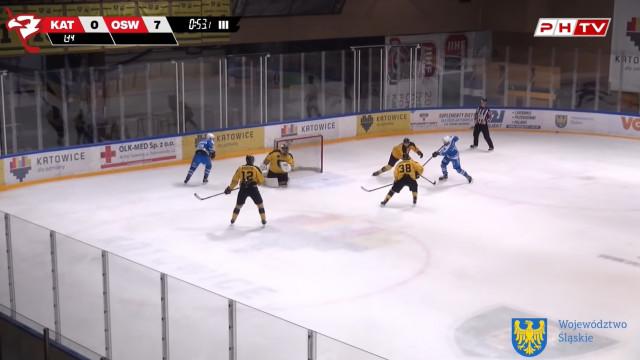 POWIAT. Unia Oświęcim wygrała 8:0 z GKS Katowice