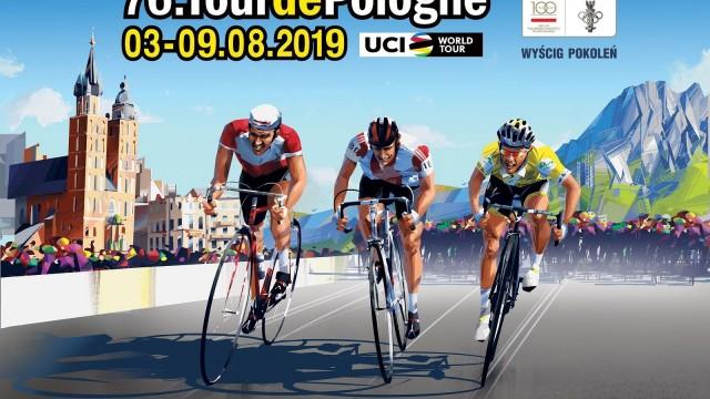 POWIAT. Utrudnienia drogowe podczas Tour de Pologne 2019