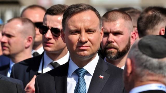 POWIAT. W powiecie oświęcimskim I turę zdecydowanie wygrał Andrzej Duda