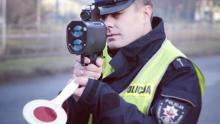 Powiat. W sobotę policjanci prowadzili akcję prędkość i apelują do kierowców o rozwagę na drodze